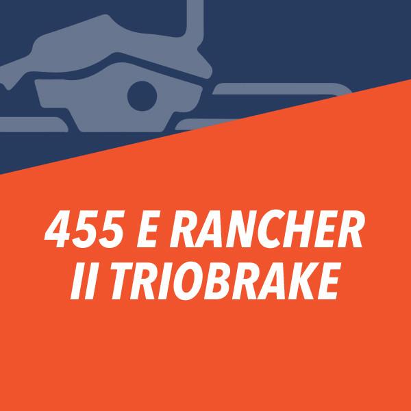455 E RANCHER II TRIOBRAKE Husqvarna