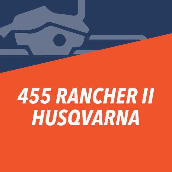 455 RANCHER II Husqvarna