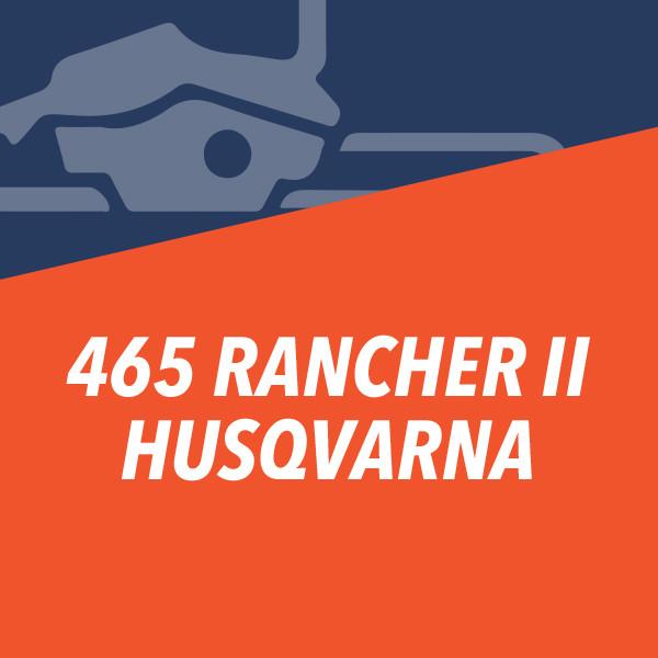 465 RANCHER II Husqvarna