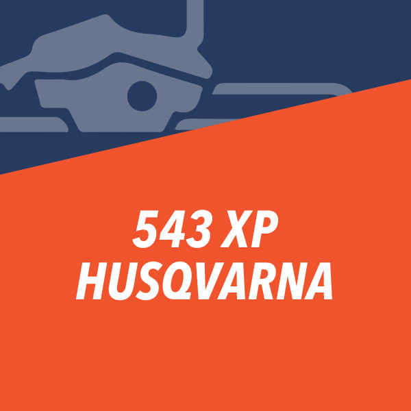 543 XP Husqvarna