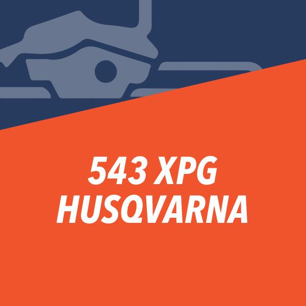 543 XPG Husqvarna