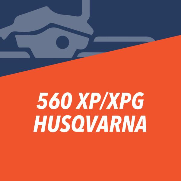 560 XP/XPG Husqvarna