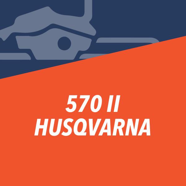 570 II Husqvarna