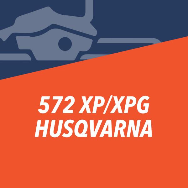 572 XP/XPG Husqvarna