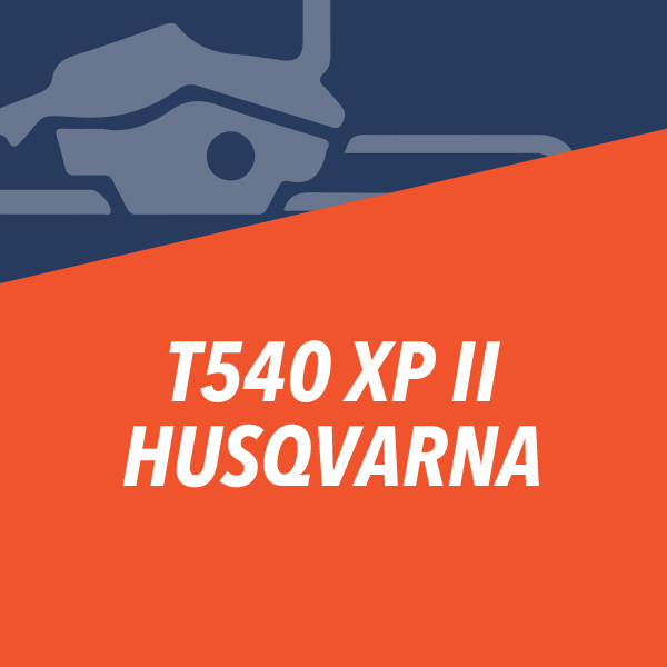 T540 XP II Husqvarna