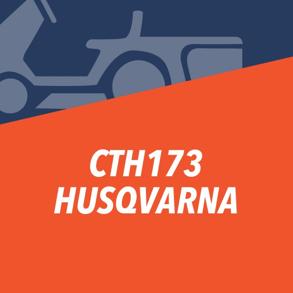 CTH173 Husqvarna