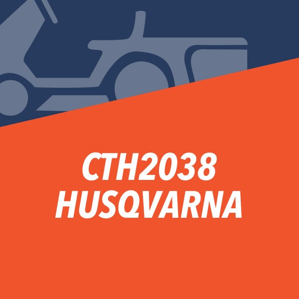 CTH2038 Husqvarna