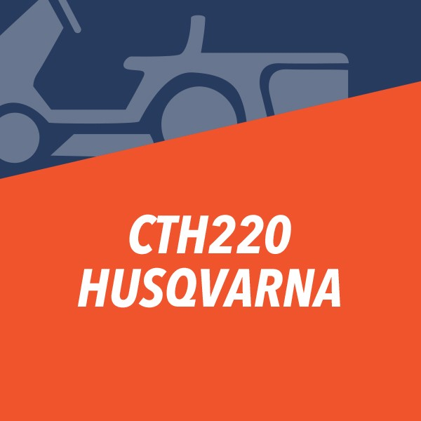 CTH220 Husqvarna