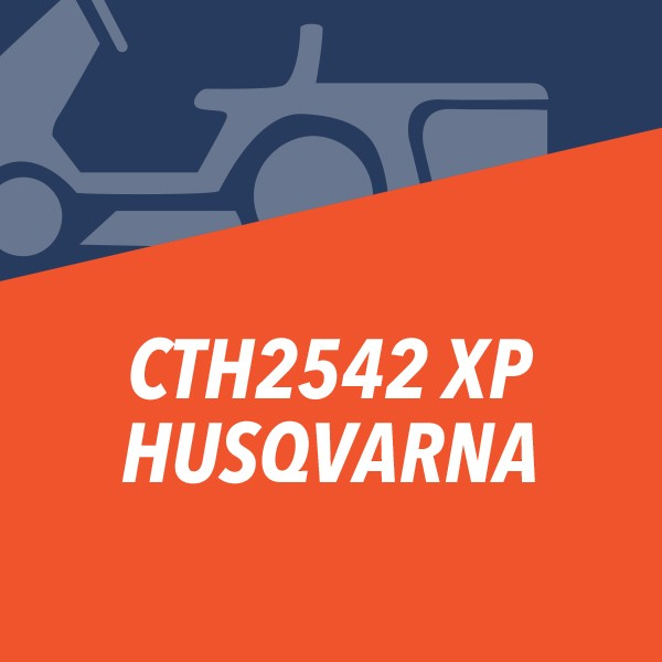 CTH2542 XP Husqvarna
