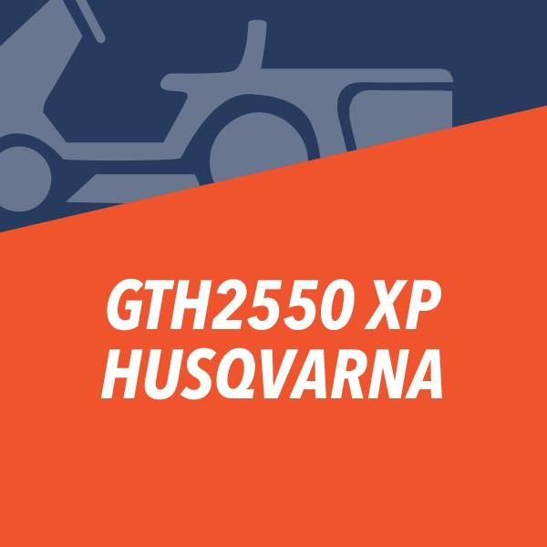 GTH2550 XP Husqvarna