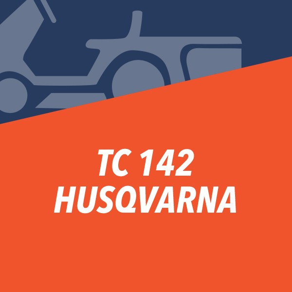 TC 142 Husqvarna
