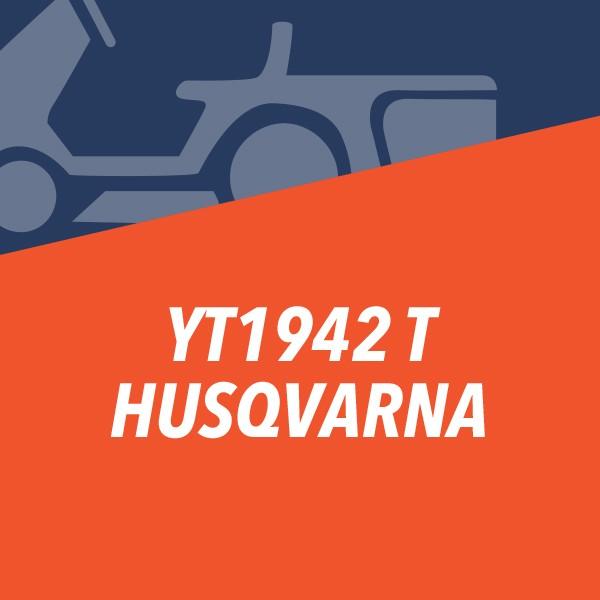 YT1942 T Husqvarna