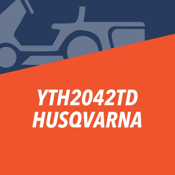 YTH2042TD Husqvarna