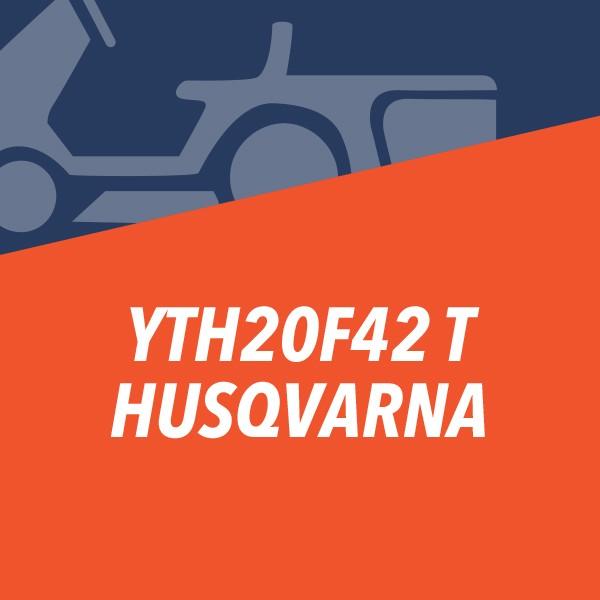 YTH20F42 T Husqvarna