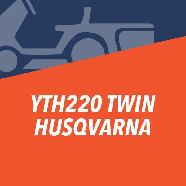 YTH220 TWIN Husqvarna