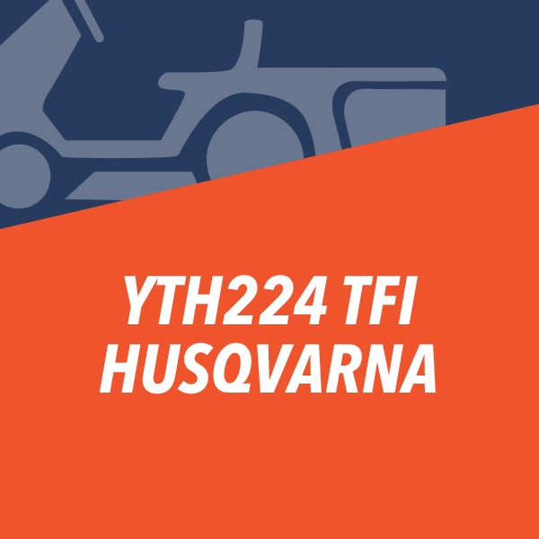 YTH224 TFI Husqvarna