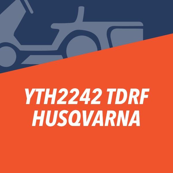 YTH2242 TDRF Husqvarna