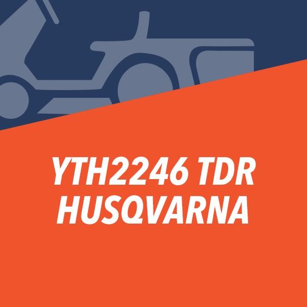 YTH2246 TDR Husqvarna
