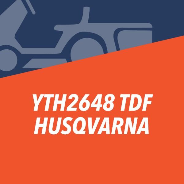 YTH2648 TDF Husqvarna