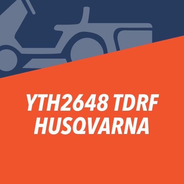 YTH2648 TDRF Husqvarna
