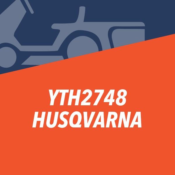YTH2748 Husqvarna