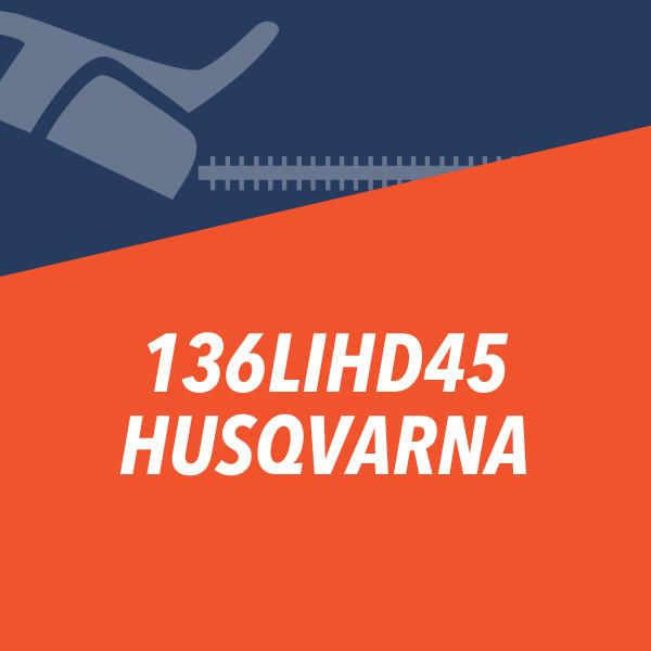 136LiHD45 Husqvarna