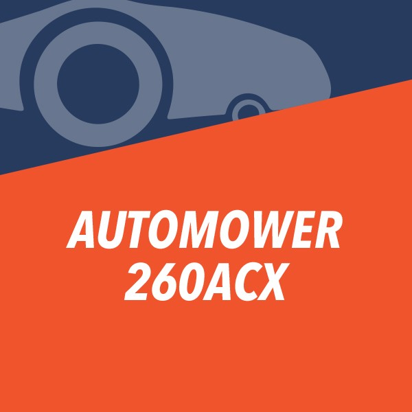 Automower 260ACX Husqvarna