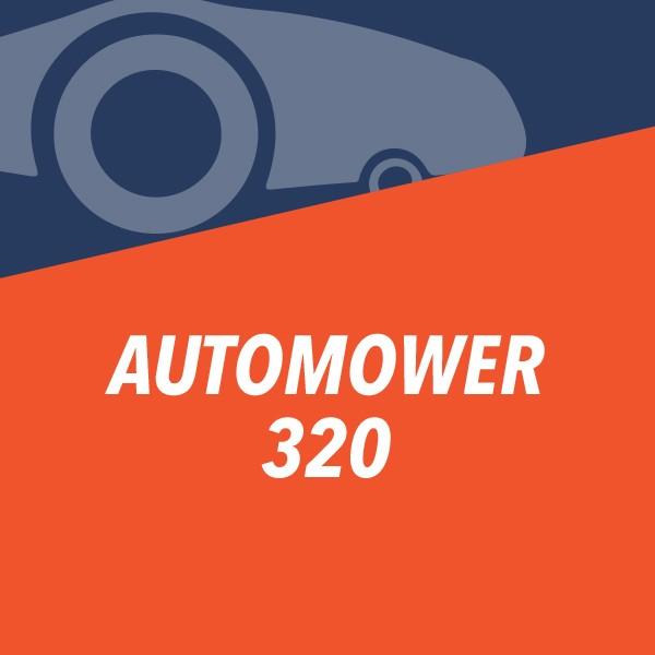 Automower 320 Husqvarna